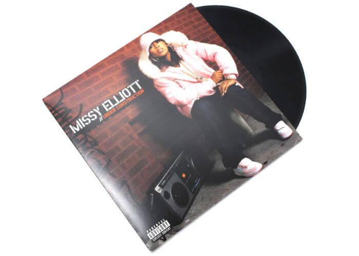 Missy Elliott - Under Construction [Vinyl]