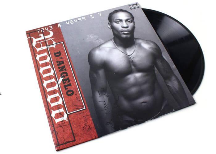 D'Angelo - Voodoo [Vinyl]