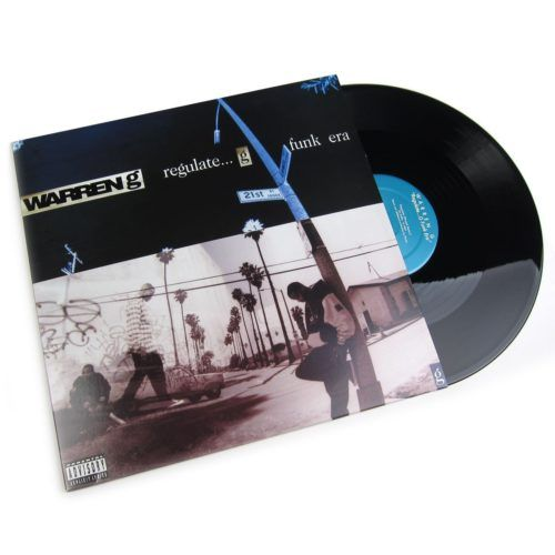 Warren G Regulate G Funk Era 20th Anniversary Vinyl