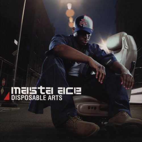 Masta Ace - Disposable Art [Vinyle]