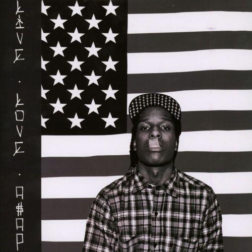 A$AP Rocky - LIVE.LOVE.A$AP [Vinyle]