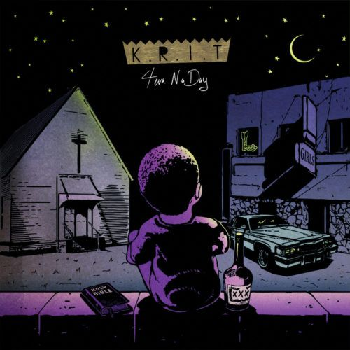 Big K.R.I.T. - 4eva N a Day [Vinyle]