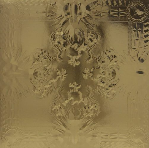 Jay-Z & Kanye West - Watch The Throne [GOLD Edition]