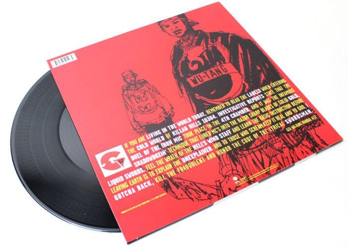 GZA - Liquid Swords [Vinyle Edition Limitée 10e Anniversaire]