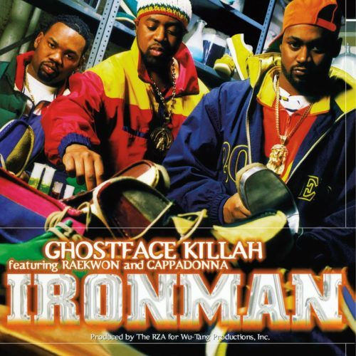 Ghostface Killah - Ironman [Vinyle]