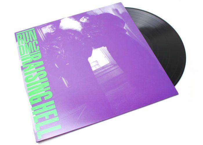 Run-DMC - Raising Hell [Vinyle]