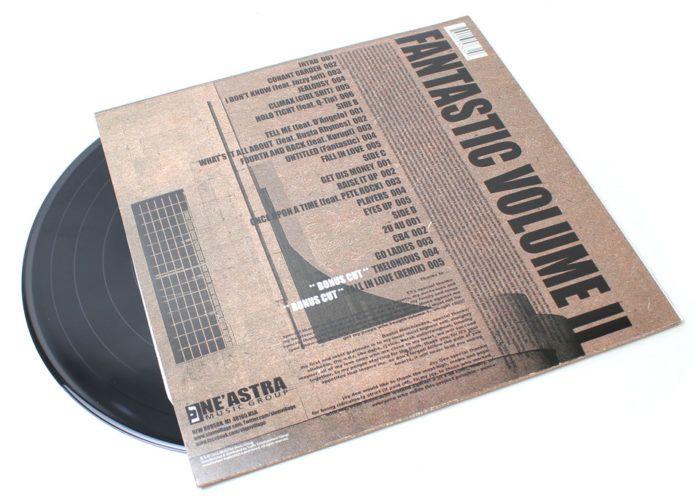 Slum Village - Fantastic, Vol. 2 [Vinyle]