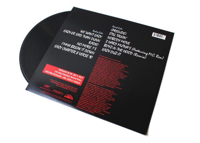 Eazy-E - Eazy-Duz-It [Vinyle]