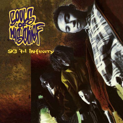 Souls of Mischief - 93 'til Infinity [Vinyle]