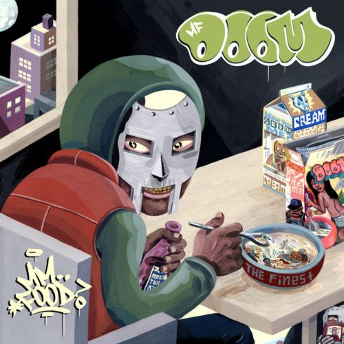 MF Doom - Mm.. Food [Vinyle]