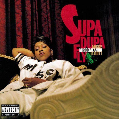Missy Elliott - Supa Dupa Fly [Vinyle Jaune 20e Anniversaire]