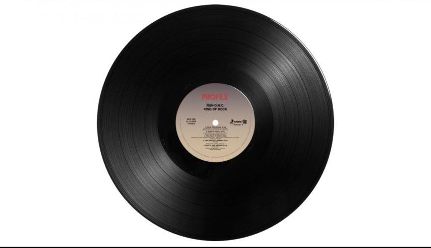 RUN-D.M.C. - King of Rock (Vinyle)