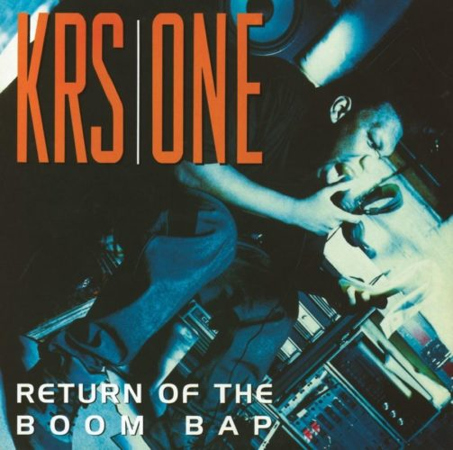 KRS-One - Return of the Boom Bap [Vinyle]