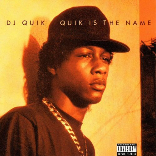 DJ Quik - Quik Is the Name [Vinyle]