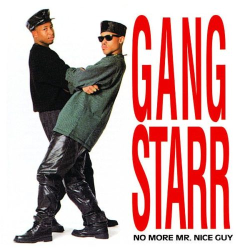 Gang Starr - No More Mr. Nice Guy [Vinyle]