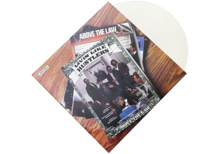 Above The Law - Livin' Like Hustlers [Vinyle]