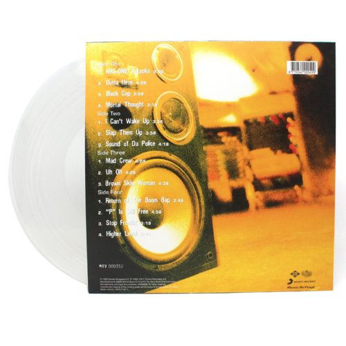 KRS-One - Return of the Boom Bap [Vinyle]