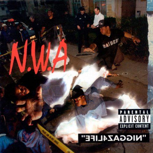 NWA - Niggaz4life [Vinyle]