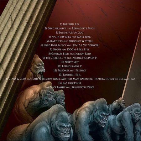 Sean Price - Imperius Rex [Vinyle]