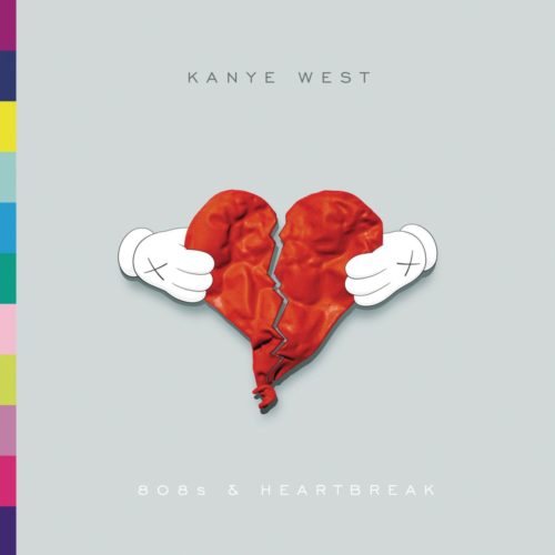 Kanye West - 808's & Heartbreak [Vinyle Deluxe + CD]