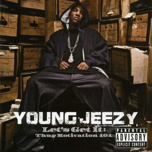 Young Jeezy - Let's Get It: Thug Motivation 101 [Vinyle]
