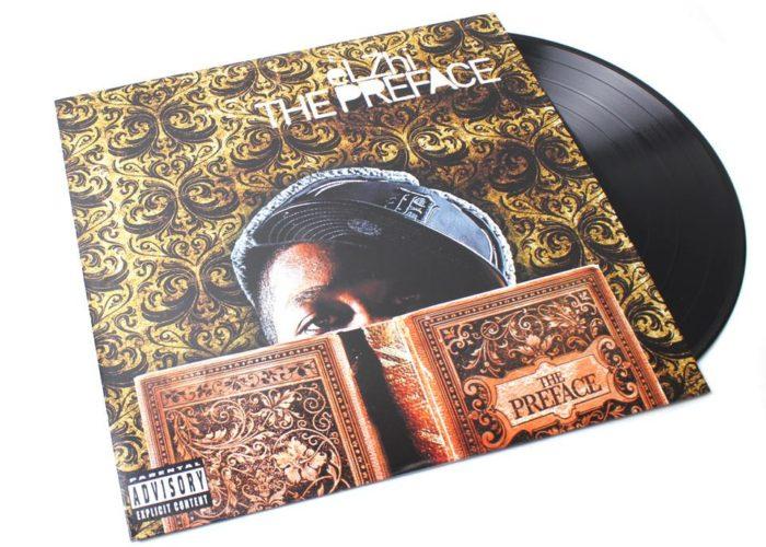 eLZhi - The Preface [Vinyle]