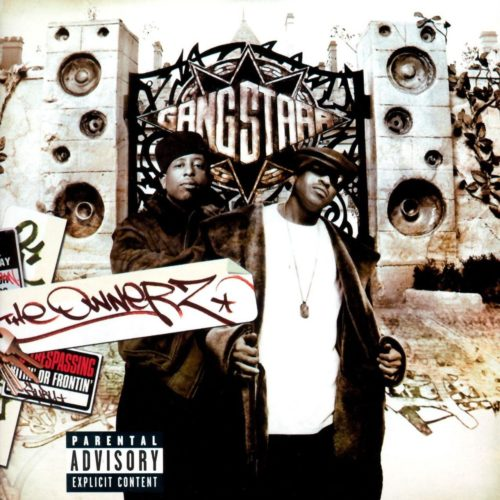 Gang Starr - The Ownerz [Vinyle]