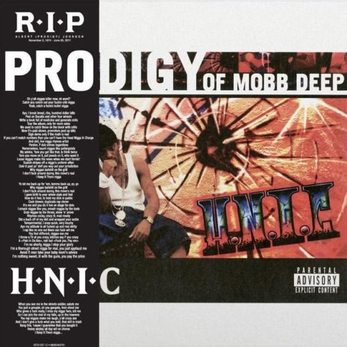 Prodigy - H.N.I.C. [Vinyle Record Store Day]