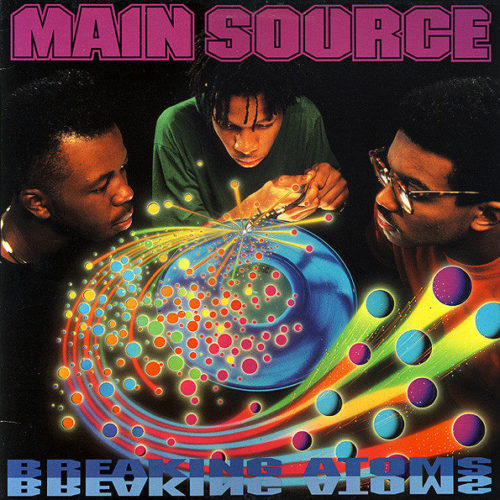 Main Source - Breaking Atoms [Vinyle]
