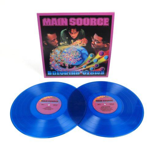Main Source - Breaking Atoms [Vinyle]
