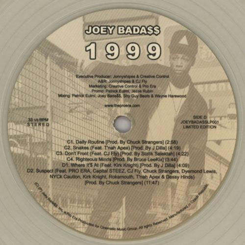 Joey Bada$$ - 1999 [Vinyle]