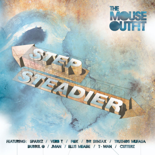 The Mouse Outfit - Step Steadier [Vinyle]