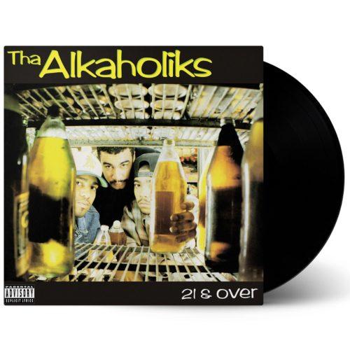Tha Alkaholiks - 21 & Over [Vinyle]
