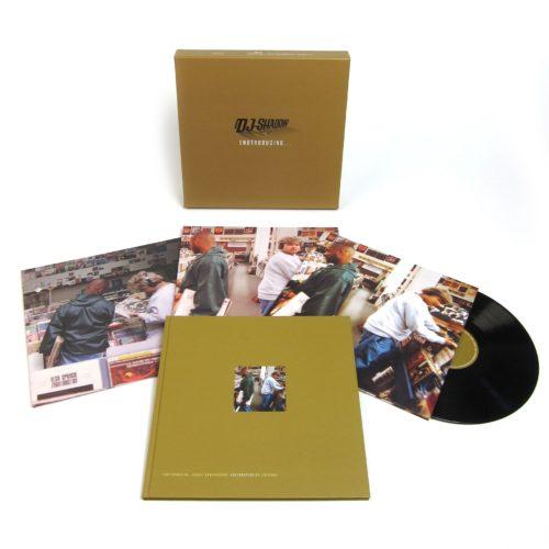 DJ Shadow - Endtroducing 20th Anniversary