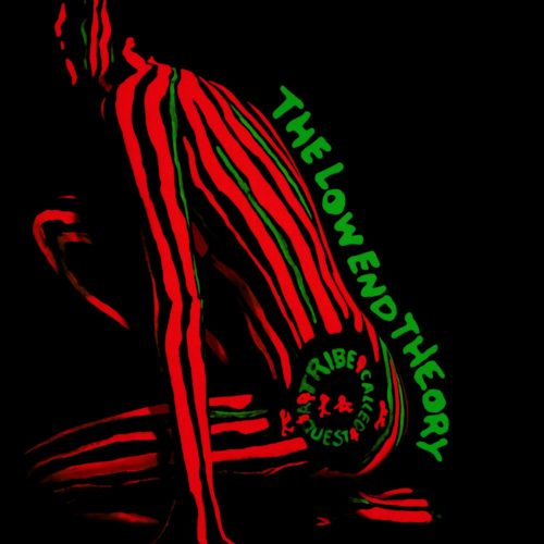 A Tribe Called Quest - The Low End Theory [Vinyle]