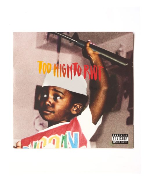 Bas - Too High To Riot [Vinyle]