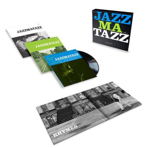 Guru - Jazzmatazz [Box Deluxe]