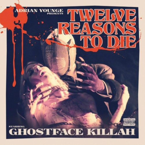 Ghostface Killah & Adrian Younge - Twelve Reasons to Die [Vinyle]
