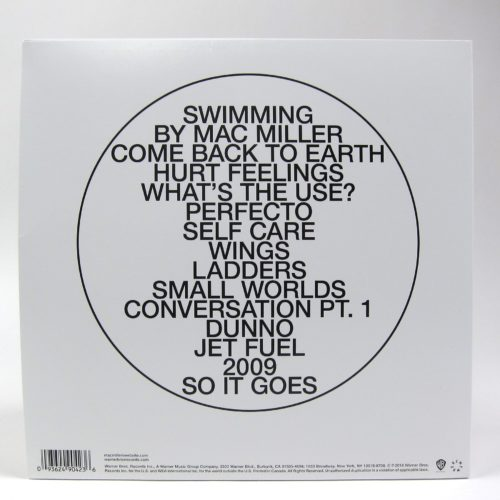 Mac Miller - Swimming [Vinyle]