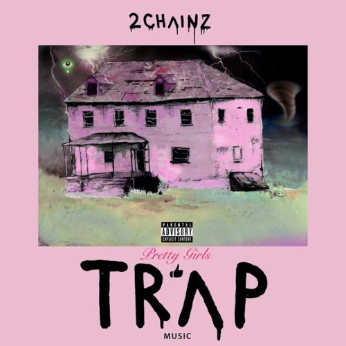 2 Chainz - Pretty Girls Like Trap Music [Vinyle Rose]