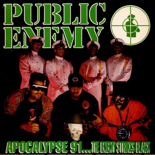 Public Enemy - Apocalypse 91... The Enemy Strikes Black [Vinyle]