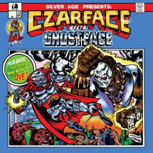 Czarface - Czarface Meets Ghostface [Vinyle]