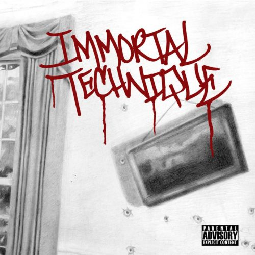 Immortal Technique - Revolutionary Vol. 2 [Vinyle]