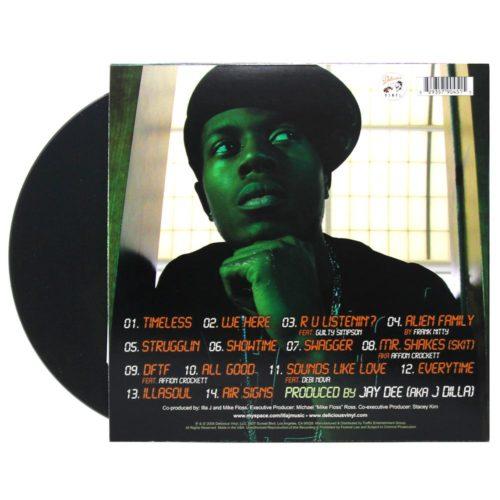 Illa J - Yancey Boys [Vinyle]