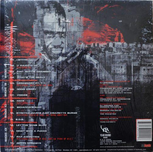 Blaq Poet & DJ Premier - Tha Blaqprint [Vinyle]