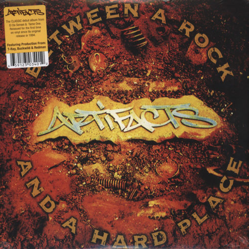 Artifacts - Between A Rock And A Hard Place [Vinyle]