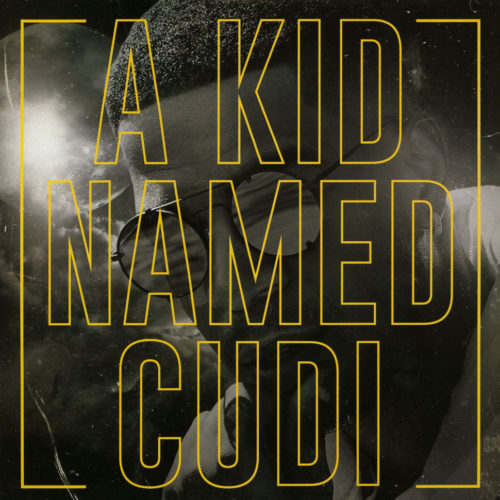 Kid Cudi - A Kid Named Cudi [Vinyle Transparent]