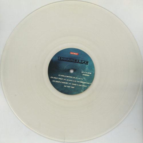 Vic Mensa - Innanetape [Vinyle Blanc]