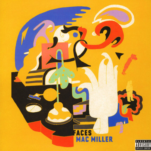 Mac Miller - Faces [Vinyle]