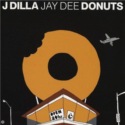 J Dilla - Donuts [Vinyle Cover Donuts Originale]